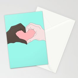 Valentine's Gift Ideas: Love in Colors II Stationery Cards