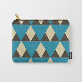 triangle zoom Carry-All Pouch