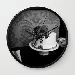 PANS : Tara & Rick : 11 Wall Clock