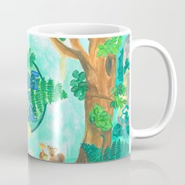 Medilludesign Ecotherapy Forest 2 Coffee Mug