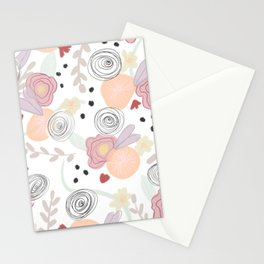 Flowers   5 Stationery Cards