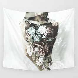ain't no flower pt1 Wall Tapestry