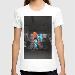 Commander's One Winged Angel T-shirt