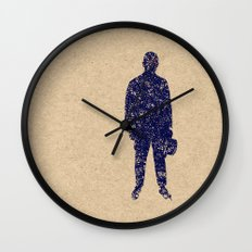 - closer to the sea - Wall Clock