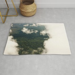 the rainforest  Rug
