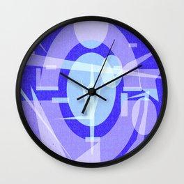 Fuss Over Wall Clock