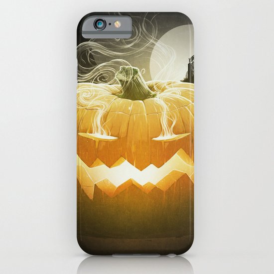 Pumpkin I. iPhone & iPod Case
