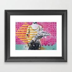 ARAWAK TAINOS Framed Art Print