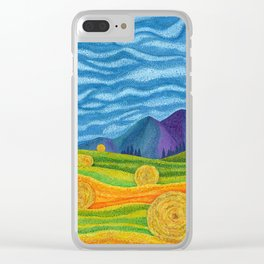 Hay Day Clear iPhone Case