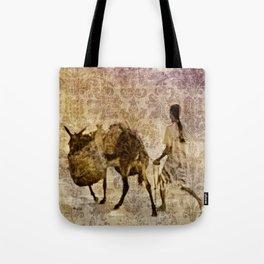 island tapestry Tote Bag
