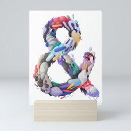 Ampersand Mini Art Print