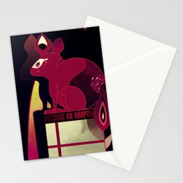 Kitsune no Kompanion Stationery Cards