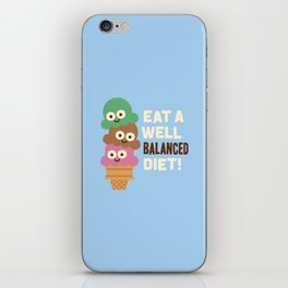 Coneventional Wisdom iPhone Skin