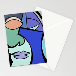 The Face 2 Stationery Cards