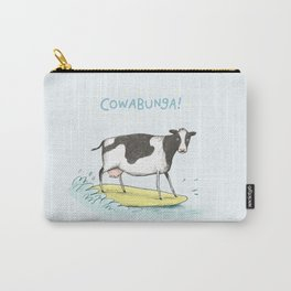 Cowabunga! Carry-All Pouch
