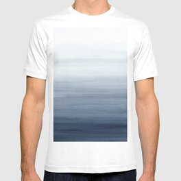 Ocean Watercolor Painting No.2 T-shirt