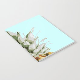 Summer Pineapple Notebook