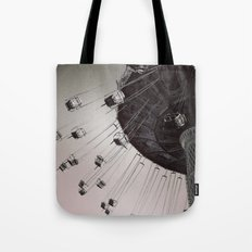 Coming Back Around Tote Bag