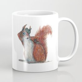 Squirrels' hat Coffee Mug