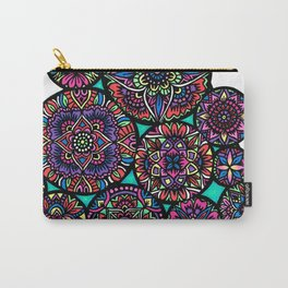 Mandala Tree Carry-All Pouch