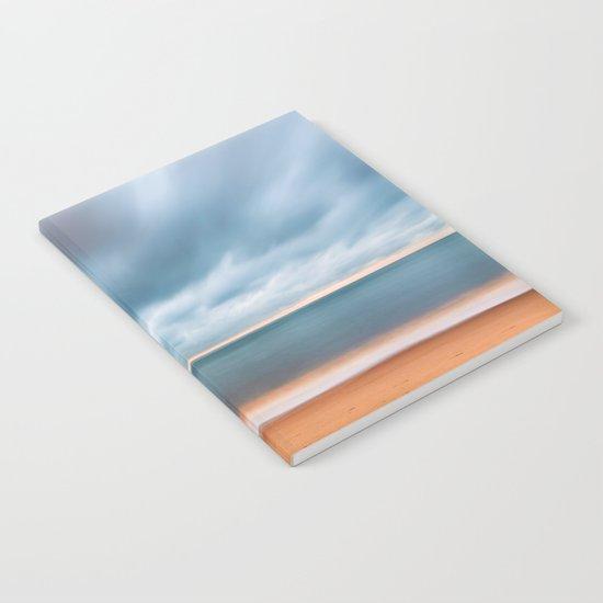 Sky Sea Light Notebook