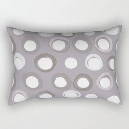 Feng Shui Element Metal Rectangular Pillow