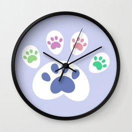 Zampette Wall Clock
