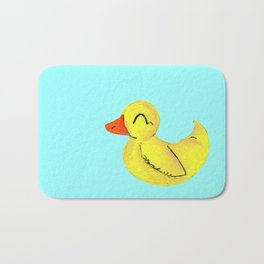 Happy Ducky Bath Mat