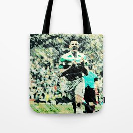 Rogic Roars Into Invincibles Tote Bag
