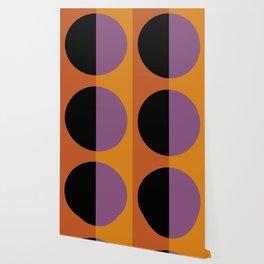 Color Block Abstract I Wallpaper