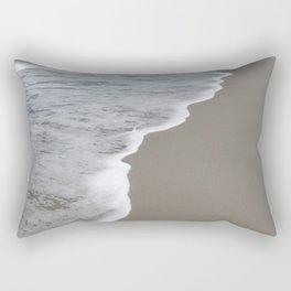 Beach Waves 1 Rectangular Pillow
