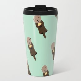 Have an Otterly Great Day! Travel Mug
