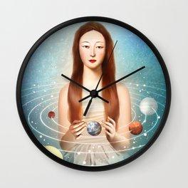Like the Sun Wall Clock