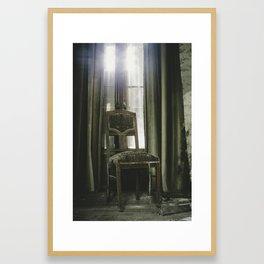 Manifesto of Time Framed Art Print
