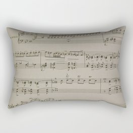 Rhapsody in Blue    Rectangular Pillow