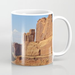 Park Avenue - Arches National Park Coffee Mug