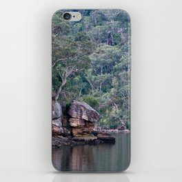 Aussie Bush, Cowan Creek, Ku-ring-gai Chase National Park, Sydney iPhone Skin