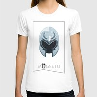 magneto T-shirts featuring Magneto by Tony Vazquez