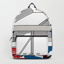 Aula Magna UCV -Detail- Backpack