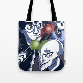 The Deathly Hallows Tote Bag
