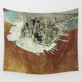 manhattan Wall Tapestry