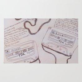 Cassettes Rug