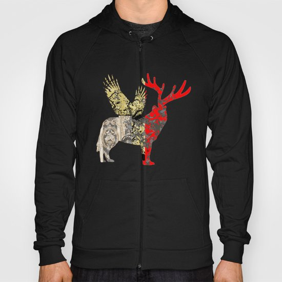 FabCreature · Steppenwolf 2 Hoody