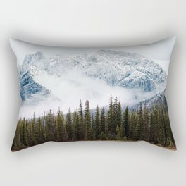 Adventure Mountain Rectangular Pillow