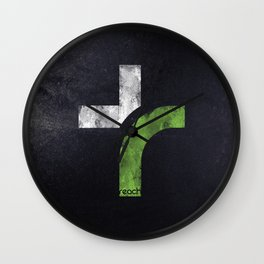 Reach Jax Wall Clock
