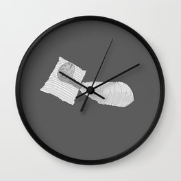 Eraserhead Baby - David Lynch  Wall Clock