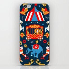 Circus royal iPhone Skin