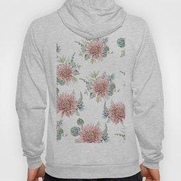 Flowering Succulents Hoody