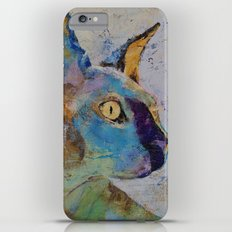 Sphynx Cat iPhone 6 Plus Slim Case