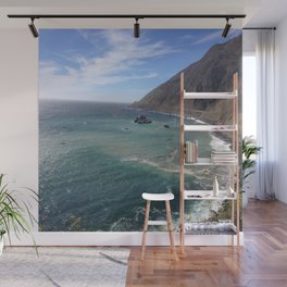 Amazing Ocean View Wall Mural